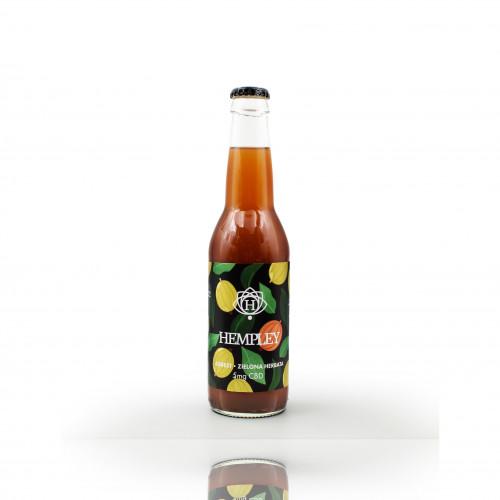 Hempley Lemoniada CBD Agrest-ziel.her. 5mg 330ml