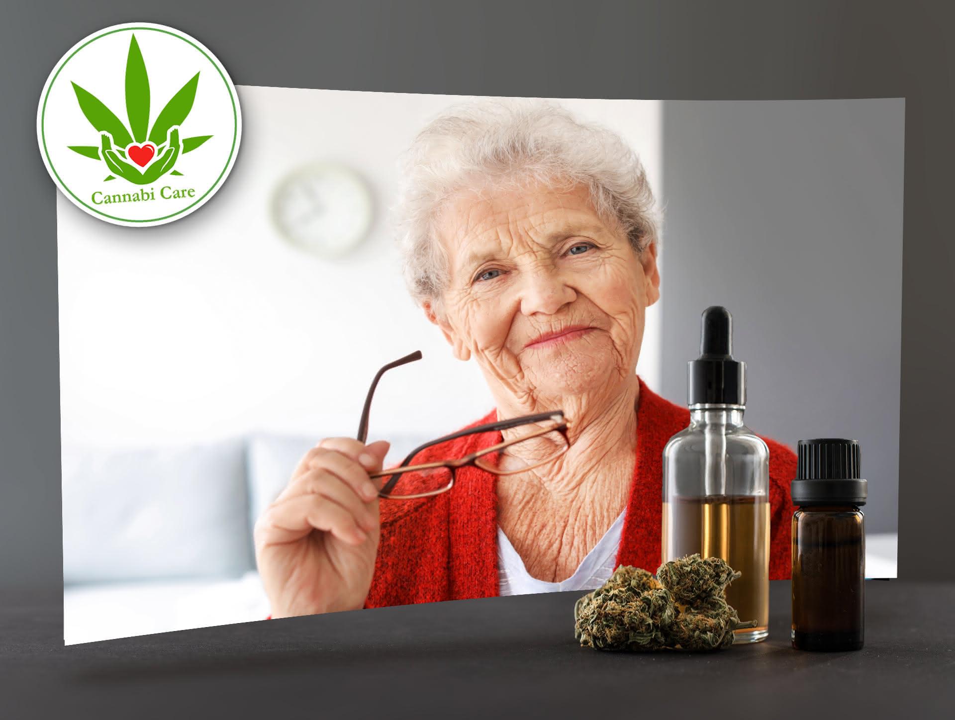 CBD - profilaktyka dla Seniorów, czyli zdrowie na emeryturze