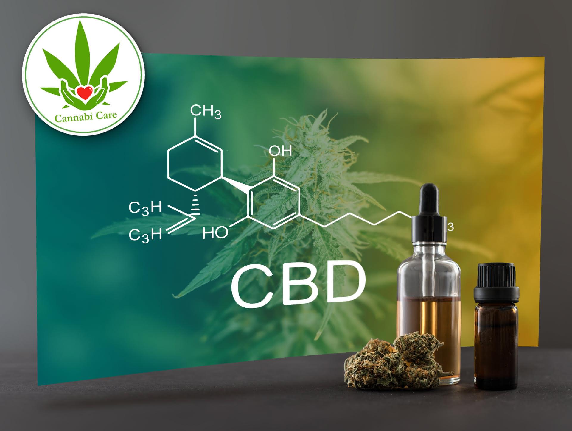 CBD a THC - różnice